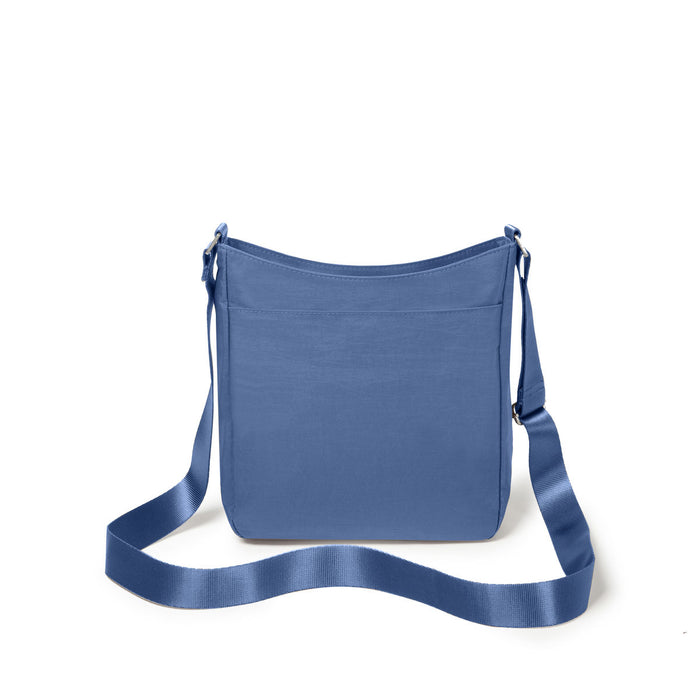 Baggallini Top Zip Flap Crossbody (TZF327)