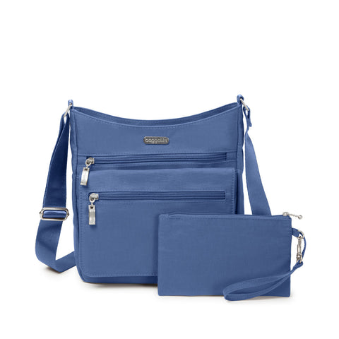 Top Zip Flap Crossbody (Available in other colours)