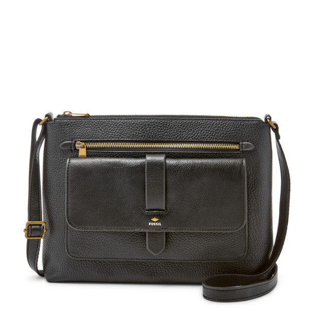 Leather Crossbody Bag Kinley Collection