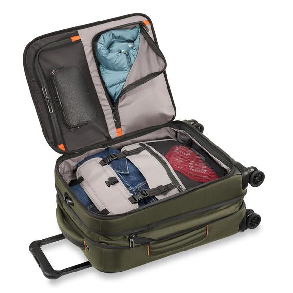Briggs & Riley Carry-On Expandable Spinner (ZXU121SPX)