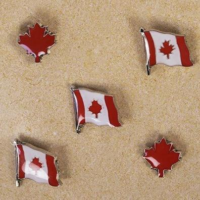 Austin House Canadian Pins (5 piece set)