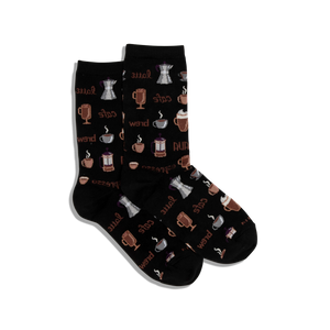 Women's Coffee Socks (HO000504)