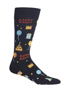Men's Birthday Socks (HM100679)