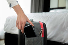 Load image into Gallery viewer, Rollink Flex 21 Foldable Wheeled Carry-On