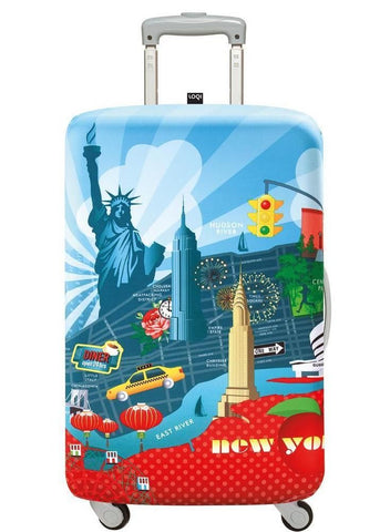Loqi Luggage Cover Medium