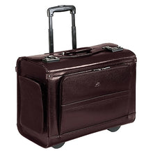 Load image into Gallery viewer, Leather Briefcase High Capacity (90469)