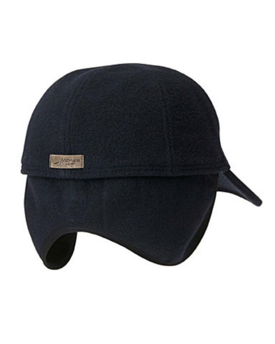 Winter Cap with tuck-a-way ear cuffs (Monaco)