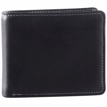 Leather Men's Wallet Slim Billfold (DR-8202)
