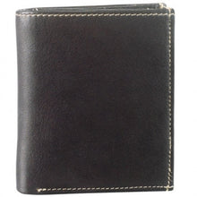 Load image into Gallery viewer, Leather Men's Wallet Show Card with Wing (DR-8205)