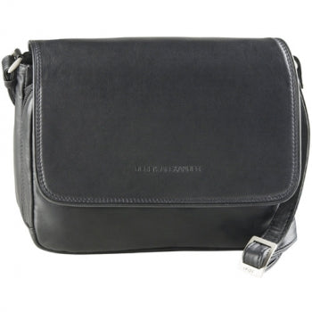 Leather Organizer Three-Quarter Flap OB-9584 (Available in another colour)