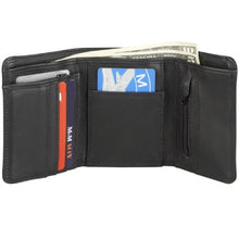 Load image into Gallery viewer, Leather Men's Trifold Wallet (TU-840)