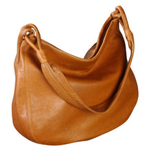Load image into Gallery viewer, Leather Ladies' Handbag Yukon Hobo Style (YK-1400)