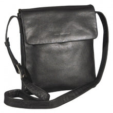 Load image into Gallery viewer, Leather Ladies' Handbag Slim Flap (OB-7150)
