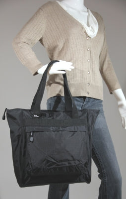 Nylon Large Tote with Double Handle (PW-20110)