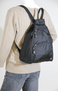 Nylon Backpack Small Teardrop (PW-20149)