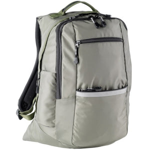 Nylon Backpack Medium with Front Pocket Organizer (PW-20300)