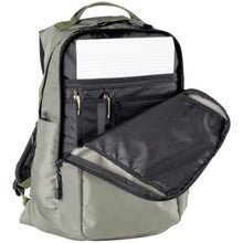 Load image into Gallery viewer, Nylon Backpack Medium with Front Pocket Organizer (PW-20300)