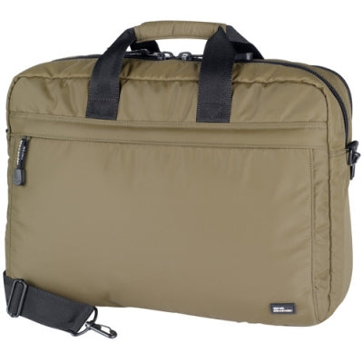 Nylon Briefcase with Top Zip (PW-20311)