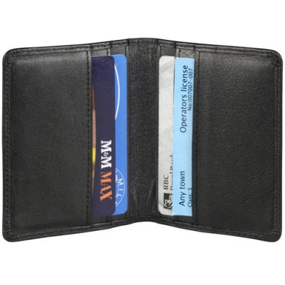 Leather Men's Credit Card Holder Small (AZ-404)