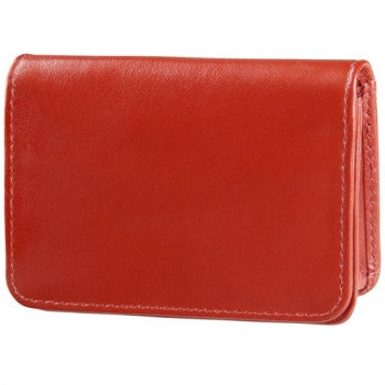 Leather Men's Wallet Simple Business/Credit Card Case (AZ-405)