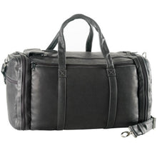 Load image into Gallery viewer, Leather Duffle Bag (PB-9706)