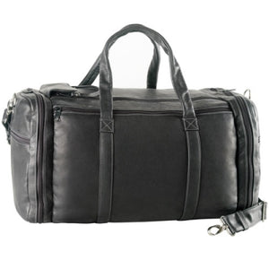 Leather Duffle Bag (PB-9706)