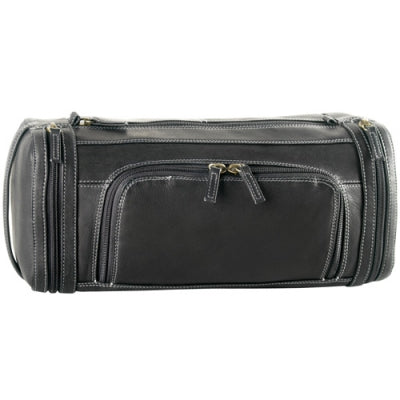 Leather Toiletry Bag Large Zippered (PB-1699)