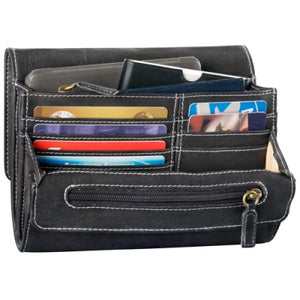 Leather Organizer Small Convertible (DR-8050)
