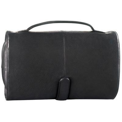 Leather Toiletry Bag Deluxe Roll Up PB-1688 (Available in another colour)