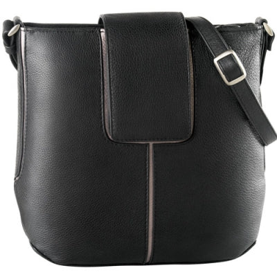 Leather Ladies' Handbag (CP-8775)