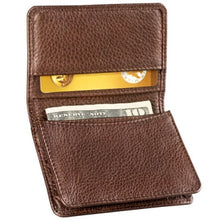 Load image into Gallery viewer, Leather Ladies' Wallet Business and Credit Card Holder (CP-8432)
