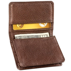 Leather Ladies' Wallet Business and Credit Card Holder (CP-8432)