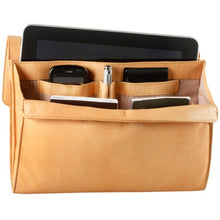 Load image into Gallery viewer, Leather Ladies' Handbag with Tablet Sleeve and Organizer (PB-8103)