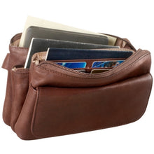 Load image into Gallery viewer, Leather Ladies' Handbag (FB-2164)