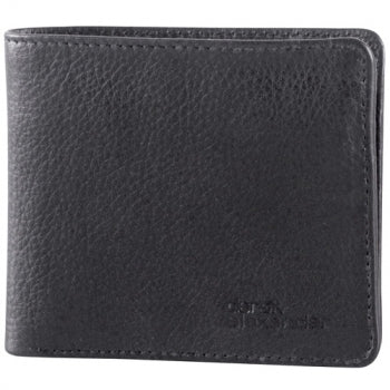 Leather Men's Wallet With Top Flip Wing (CP-8444)