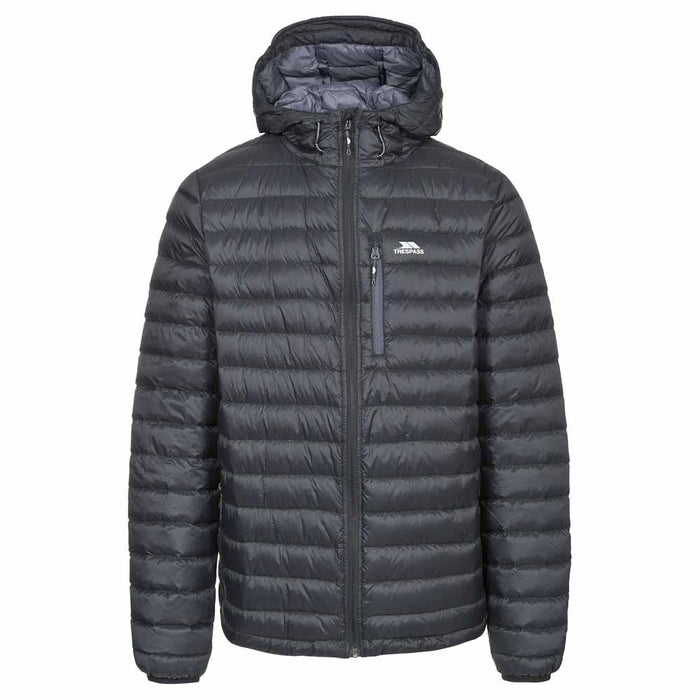Digby Men's Packable Hooded Down Jacket