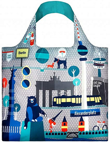 Loqi Shoppers Tote Urban Berlin