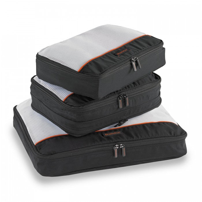 Briggs & Riley Packing Cubes - Large Set (W115)