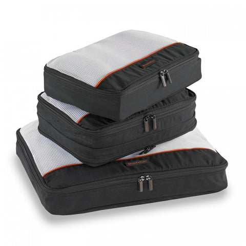 Briggs & Riley Packing Cubes - Large Set (W115-4)