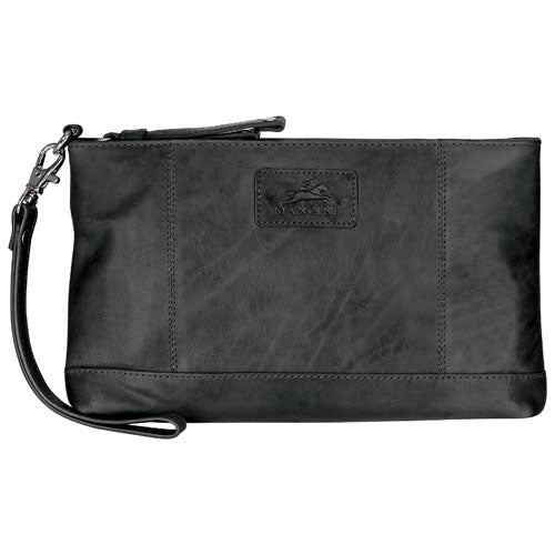 Leather Ladies' Wristlet RFID 8700206 (Available in other colours)