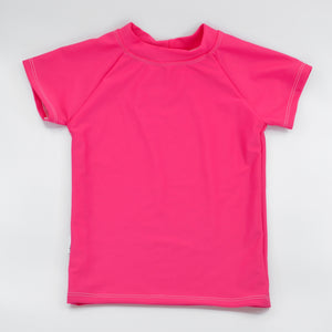 Cheeky Cloth Rashguard Lipstick Pink