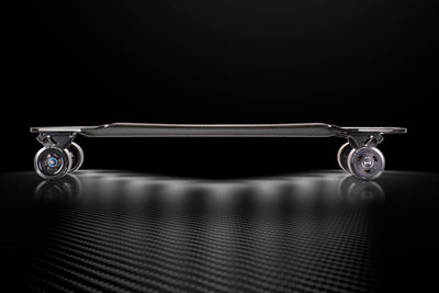 Halo Board 2nd Edition - Carbon Fiber Electric Skateboard - Halo Board