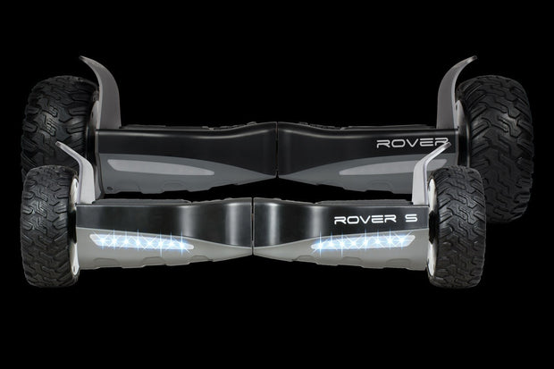 "Official Halo Rover S Hoverboard 6.5"" - Black - Halo Board"