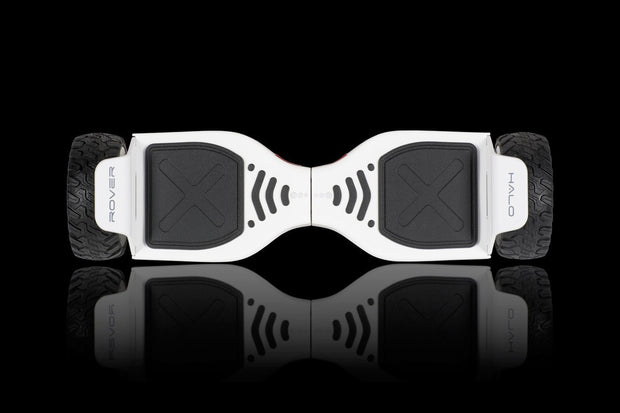 "Official Halo Rover S Hoverboard 6.5"" -  White - Halo Board"