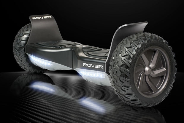 "Official Halo Rover Hoverboard 8.5"" - Black Edition - Halo Board"