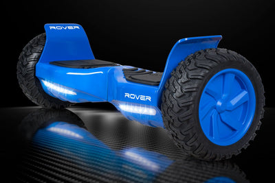 "Official Halo Rover Hoverboard 8.5"" - Blue Edition - Halo Board"