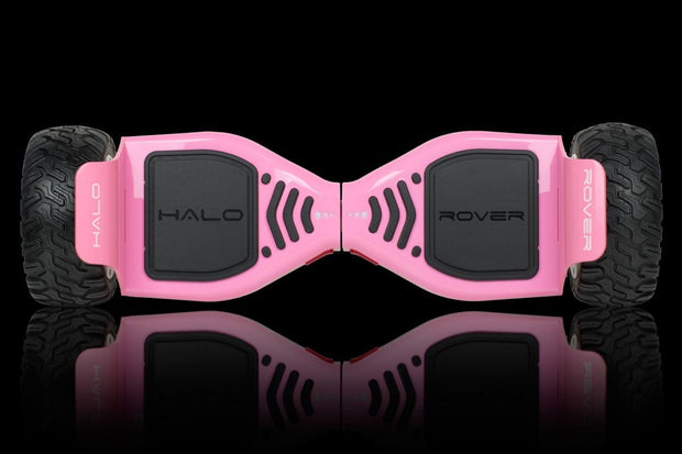 "Official Halo Rover Hoverboard 8.5"" - Pink Edition - Halo Board"