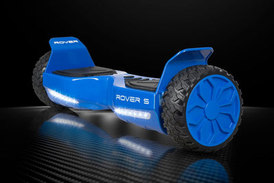 Halo Rover S hoverboard blue scooter