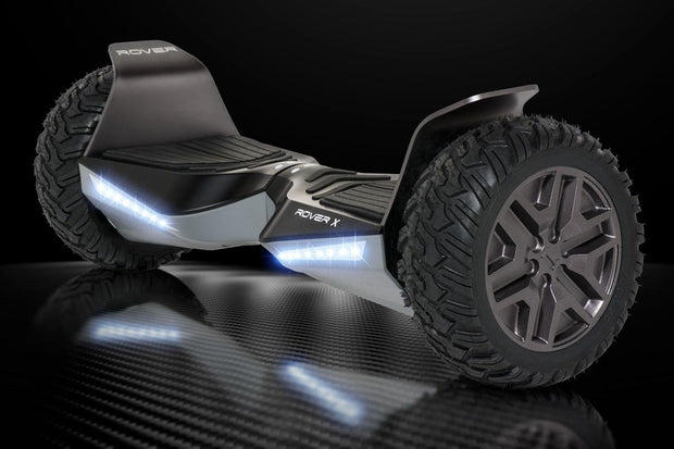 "Official Halo Rover X Hoverboard 8.5"" - Black Edition - Halo Board"