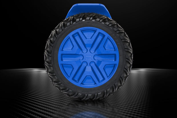 "Official Halo Rover X Hoverboard 8.5"" - Blue Edition - Halo Board"